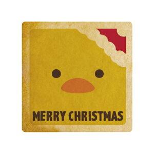 メッセージクッキー 動物たちのクリスマス_ひよこ お祝い・プチギフト