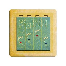 メッセージクッキーFight!! プール 水泳 プチギフト 進学 入学 ショークッキー