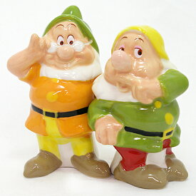 【ディズニー】【白雪姫と7人のこびと】ソルト&ペッパー ドック&スニージー