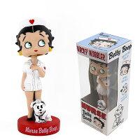 ベティブープ(BettyBoop)ボビングヘッドドール「ナースベティ」BB-WB-BH-008