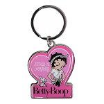 ベティブープ(BettyBoop)メタルキーリングBBMSP5845