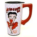 ベティブープ (Betty Boop) トラベル マグ BBSP11924