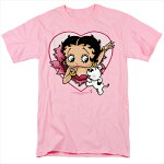 【BettyBoop】【ベティ・ブープ】TシャツCountryStarブラックアダルトサイズ