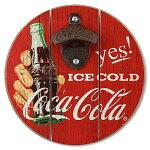 Coke(コカ・コーラ)ウッディーボトルオープナーミニCOCA-COLAICECOLDCC-CA-BO-189943