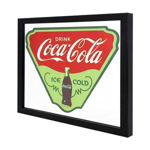 Coke (コカ・コーラ) ガレージ・ミラー COCA-COLA ICE COLD CC-CA-GM-189956