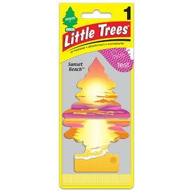 新発売 リトルツリー (Little Tree) サンセット・ビーチ 17177