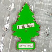 リトルツリー(LittleTree)エナメルピンバッジグリーンシンボルLT-KC-PN-001