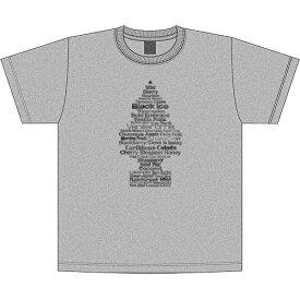 """リトル・ツリー (Little Tree) """" Fragrance Tree """" Tシャツ スポーツ グレー LT-KP-TS-01GY"""