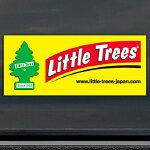 リトル・ツリー(LittleTree)ステッカーバナーロゴLT-RB-ST-001