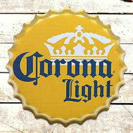 ボトルキャップ サイン CORONA LIGHT CA212516