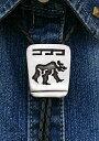 【ボロタイ】インディアン ハンドメイド BO0010ウエスタン ネイティブアメリカン ファッション ループタイ USA 直輸入