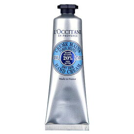 L'OCCITANE ロクシタン シアハンドクリーム 30ml 【メール便(ゆうパケット)対応 3cm ※必ず注意事項をご確認の上ご選択ください。】