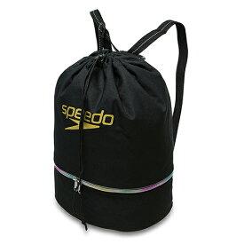 【あす楽対応】SD95B04 speedo スピード スイムバッグ スイミングバッグ 水泳用バッグ プールバッグ KM