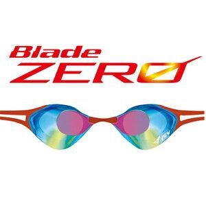 【あす楽対応】【FINA承認】V127MR Tabata タバタ View Blade Zero ブレードゼロ ミラーゴーグル ノンクッション スイミングゴーグル スイムゴーグル くもり止め 水泳 競泳用 BLSHD