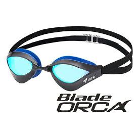 c1c121b2027 【あす楽対応】【FINA承認】V230MR Tabata タバタ View Blade ORCA ブレード