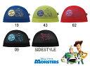 【あす楽対応】N2JW7083 mizuno ミズノ Monsters Inc. モンスターズ・インク メッシュキャップ スイミングキャップ スイムキャップ 水...