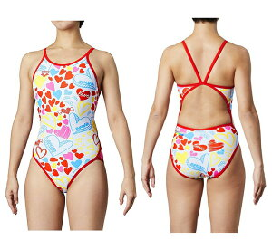 【送料込】ジュニア140・150サイズ!FSA-0630WJ arena アリーナ ToughSuit タフスーツ ジュニア女子 子供用 スーパーフライバック タフスキン 練習用水着 練習水着 競泳水着 競泳用水着