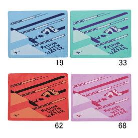 【あす楽対応】N2JY9004 mizuno ミズノ セームタオル パンダ スイムタオル スイミングタオル 水泳 競泳