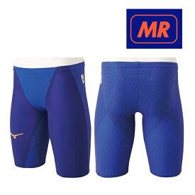 【送料込】【FINA承認】N2MB9002 mizuno ミズノ GX-SONIC4-MR メンズ 男性用 ハーフスパッツ 競泳水着 高速水着 競泳用水着 激安・格安セール!