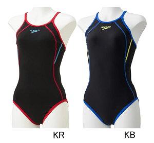 【送料込】ジュニア130・140サイズ!STG01901 speedo スピード DreamTeam ドリームチーム ジュニア女子 子供用 トレインカットスーツ エンデュランス-SP 練習用水着 練習水着 競泳水着 競泳用水着