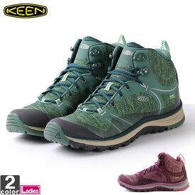 アウトドアシューズ キーン KEEN レディース 1018525 1019876 テラドーラ ミッド ウォータープルーフ 2002 シューズ カジュアル ハイキング ブーツ ハイキングシューズ