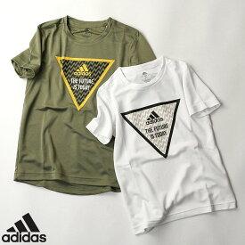 Tシャツ アディダス adidas ジュニア キッズ GSV75 B TR XFG Tシャツ 2007 半袖 カットソー スポーツウェア 運動 スポーツ トップス ゆうパケット対応