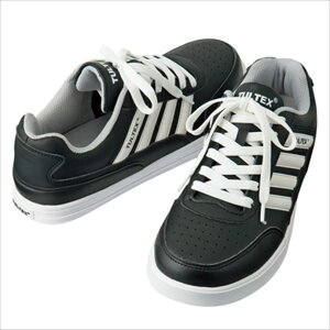 TULTEX (タルテックス) 4本ラインセーフティシューズ AZ-51627 110 1708 【メンズ】【レディース】 安全靴 靴 シューズ スニーカー