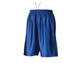 WUNDOU (ウンドウ) バスケットパンツ ロイヤルブルー P-8500 1710 メンズ 紳士 男性 バスケット ウェア