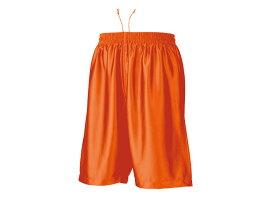 WUNDOU (ウンドウ) バスケットパンツ オレンジ P-8500 1710 メンズ 紳士 男性 バスケット ウェア
