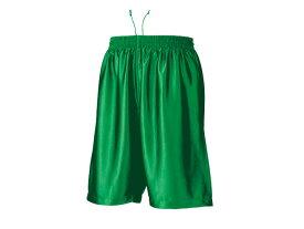 WUNDOU (ウンドウ) バスケットパンツ グリーン P-8500 1710 メンズ 紳士 男性 バスケット ウェア