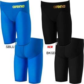 【10%OFF】アリーナ(ARENA)男性用 競泳水着 アルティメット・アクアフォース エックス MF メンズハーフスパッツ ARN-0003M