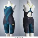 アシックス(asics)女性用 競泳水着 トップインパクトライン ライオグライドII ウイメンズスパッツ ASL505【smtb-k】【kb】