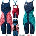 【10%OFF】アシックス(asics)女性用 競泳水着 トップインパクトライン ライオグライドII+ ウイメンズスパッツ 2162A035