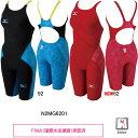 ミズノ(MIZUNO) 女性用 競泳水着 GX-SONIC III ST ウイメンズハーフスーツ N2MG6201 【smtb-k】【kb】