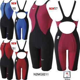 【15%OFF】ミズノ(MIZUNO)女性用 競泳水着 MX-SONIC02 ウイメンズハーフスーツ N2MG8211【smtb-k】【kb】