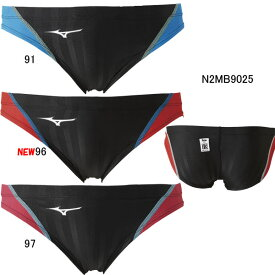 【15%OFF】ミズノ(MIZUNO)男性用 競泳水着 ストリームアクセラ メンズVパンツ N2MB9025