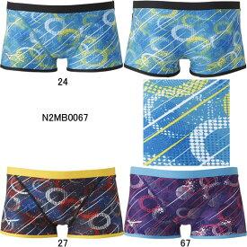 【15%OFF】ミズノ(MIZUNO)男性用 トレーニング水着 Ri Rikako Ikee Collection エクサスーツメンズショートスパッツN2MB0067