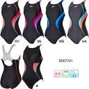 スピード(SPEEDO) 女性用 フィットネス水着 ウイメンズスイムスーツ SD57Y21