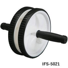 秦運動具工業(HATAS) 腹筋ローラー スリムトレーナーハード(ワイドスペーサー付) IFS5021