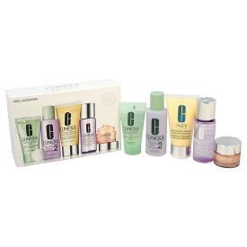 【正規品】【送料無料】【Clinique】Daily Essentials Set - Dry Combination Skin5Pc SetデイリーEssentialsは設定してください - ドライコンビネーションスキンを【海外直送】