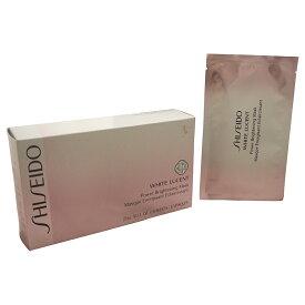 【正規品】【送料無料】【Shiseido】White Lucent Power Brightening Mask6 x 0.91ozホワイトルーセントパワーブライトニングマスク【海外直送】