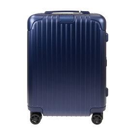 リモワ RIMOWA スーツケース エッセンシャル キャビン 36L ESSENTIAL Cabin 83253614 マットブルー ポリカーボネート