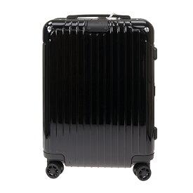 リモワ RIMOWA スーツケース エッセンシャル キャビン 36L ESSENTIAL Cabin 83253624 グロスブラック ポリカーボネート