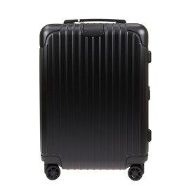 リモワ RIMOWA スーツケース エッセンシャル キャビン 36L ESSENTIAL Cabin 83253634 マットブラック ポリカーボネート