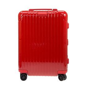 リモワ RIMOWA スーツケース エッセンシャル キャビン 36L ESSENTIAL Cabin 83253654 グロスレッド ポリカーボネート