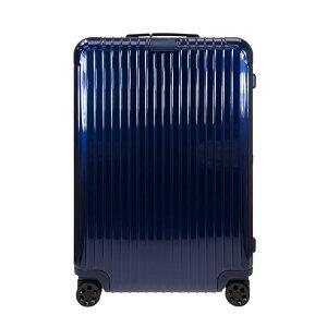 リモワ RIMOWA スーツケース エッセンシャル チェックイン L 85L ESSENTIAL Check-In L 83273604 グロスブルー ポリカーボネート