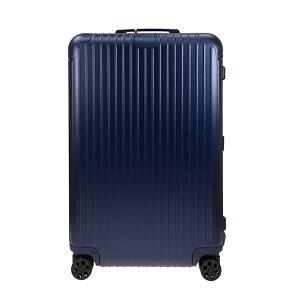 リモワ RIMOWA スーツケース エッセンシャル チェックイン L 85L ESSENTIAL Check-In L 83273614 マットブルー ポリカーボネート