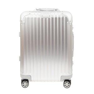 リモワ RIMOWA スーツケース オリジナル キャビン 35L ORIGINAL Cabin 92553004 シルバー アルミニウム