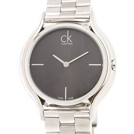 カルバンクライン Calvin Klein レディース 腕時計 K2U23141 Skirt スカート ブラック 35mm クォーツ