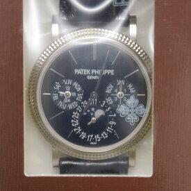 PATEK PHILIPPE パテックフイリップ グランド コンプリケーション 18Kホワイトゴールド ブラック 自動巻き 5139G-010